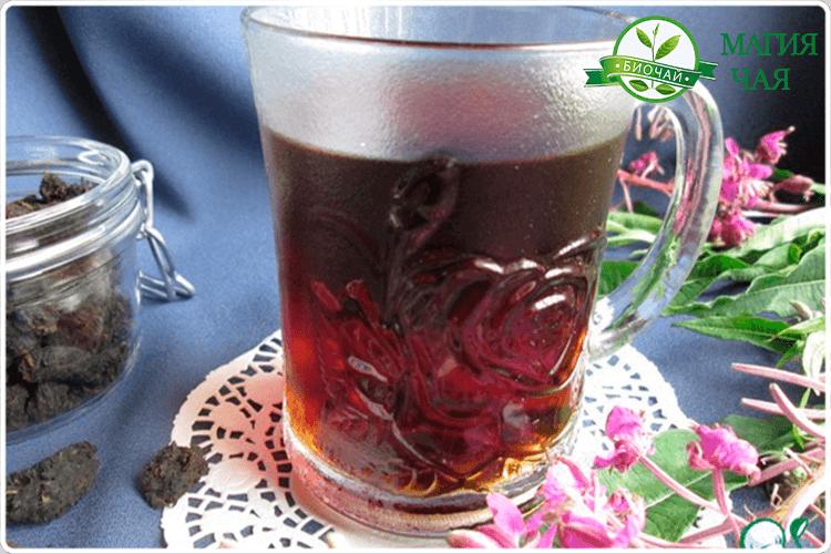 чай иван чаем