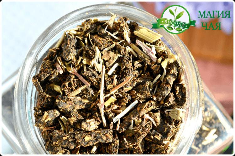 гранулированный иван чай