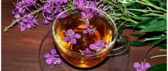 цветки для чая